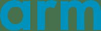 Arm logo blue