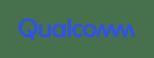 Qualcomm Logo Blue