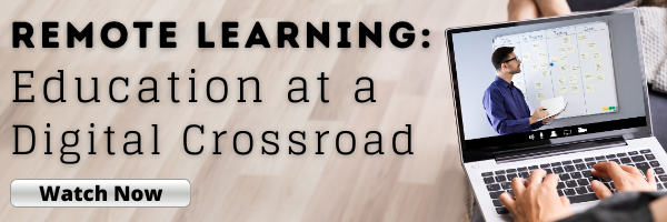 Remote Learning_ Education at A Digital Crossroads